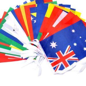 שרשרת דגלי אומות