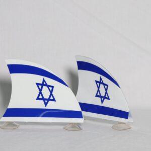 סנפיר דגל ישראל