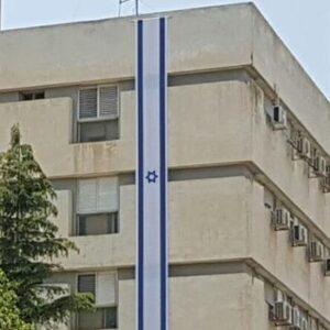 """דגלי אורך ברוחב 160 ס""""מ"""