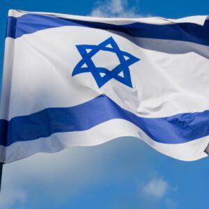 דגל ישראל 110*80