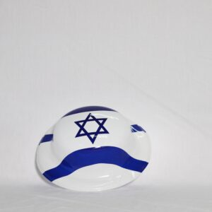 כובע פלסטיק דגל ישראל