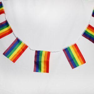 שרשרת דגלי גאווה
