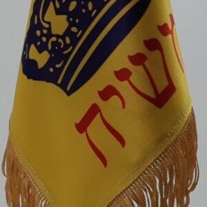 """דגלי לוגו במידה 80*60 ס""""מ"""